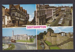 Multi View Of, Southhampton, Hampshire, England, M8. - Southampton