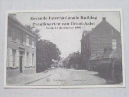 Zevende Internationale Ruildag Prentkaarten Van Groot Aalst / Anno 1994 ( Baardegem - Zie Foto Voor Details ) - Bourses & Salons De Collections