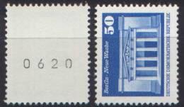 Mi. 1968  Freimarke Mit Rollennummer  **/MNH - [6] Repubblica Democratica