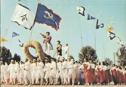 Cpsm  Gf  -  A Decouvrir  Corée Du Sud    128 - Corea Del Sud