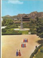 Cpsm  Gf  -  A Decouvrir Corée Du Sud     167 - Corea Del Sud