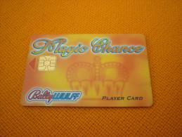 Germany - Magic Chance Bally Wulff chip slot player�s card