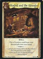 Trading Cards - Harry Potter, 2001., No 89/116 - Hagrid And Stranger - Harry Potter