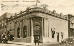 Etats Unis Arizona AZ TUCSON Consolidated Bank  - G - Tucson