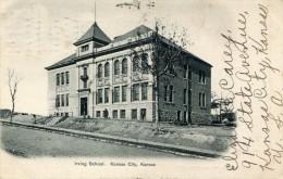 Etats Unis Missouri MO - KANSAS CITY Irving School - G - Kansas City – Missouri