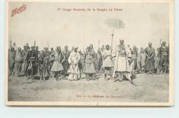 Le SULTAN DE GAROUA.(carte Pub Maggi) - Congo Français - Autres