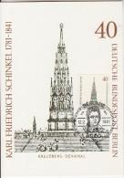 Berlin 1981 View 1v Kreuzberg Denkmal Maximum Card (F2439) - [5] Berlijn