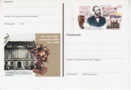Germany 1997 UPU/Heinrich Von Stephan Postcard Unused (F2442) - [7] West-Duitsland