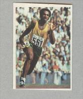 DONALD QUARRIE....ATHLETICS...ATLETICA...OLIMPIADI...OLYMPICS - Athlétisme