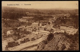 COMBLAIN Au PONT - PANORAMA - Pas Courant - édit. Hotel Central - Comblain-au-Pont