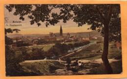 Neheim 1920 Postcard Mailed To 6 Stamps - Arnsberg