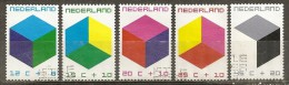 Pays-Bas Netherlands 1970 Pour L´enfant Serie Complete Obl - Used Stamps