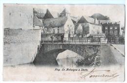 HUY : La Mehaigne à Statte  , Précurseur 1905 - Huy