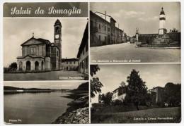 Saluti Da Somaglia (Lodi). Vedutine. - Lodi