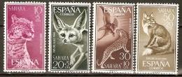 SAHARA EDIFIL 176/9* - Sahara Español
