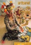 BF36282 Artisanat De Borneo Exposition Vente Brunei   Front/back Scan - Brunei