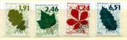 FRANCE - TIMBRES PREOBLITERES 1994 - 4 Timbres Neufs - 1989-....