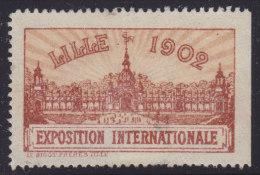 899(3). France, Lille, 1902, Label - Other