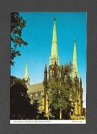 ILE DU PRINCE ÉDOUARD - PRINCE EDOUARD ISLAND - P.E.I. - CHARLOTTETOWN - ST DUNSTAN'S BASILICA - CHURCH - PHOTO E. OTTO - Charlottetown