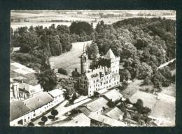CPSM - Landonvillers (57) - Le Chateau - Colonie De Vacances ( Vue Aerienne COMBIER CIM) - Autres Communes