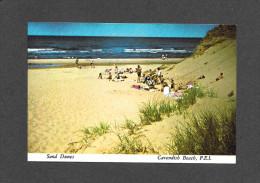 ILE DU PRINCE ÉDOUARD - PRINCE EDOUARD ISLAND - P.E.I. - CAVENDISH BEACH - SAND DUNES - NATIONAL PARK - Charlottetown