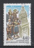 """Francia   -   1993.  Orologio """" Le Jacquemard """" A Lambesc. Le Clock  """" Le Jacquemard """" A Lambesc - Orologeria"""