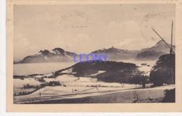 CPSM 9X14 Du  VERCORS  (38) -  Le Plateau De SAINT NIZIER Et La CHARTREUSE - 1935 - Vercors
