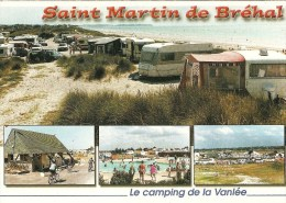 St Martin De Bréhal - Le Camping De Le Vanlée - Other Municipalities