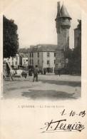 QUIMPER - La Tour Du Lycée - Quimper