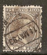 PUERTO RICO EDIFIL 112 USADO - Puerto Rico