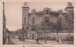 R : Pyrénées   Atlantique :  ST  JEAN    De  LUZ  :  Maison  Louis  14 - Saint Jean De Luz