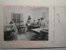 ANCONA Stab.Alfredo MORONI Rara - Usata Foggia 6.3.1914 Per Montaguto In Arrivo - Ancona