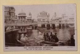 The Franco-British Exibition Viaggiata 1908 - Ausstellungen