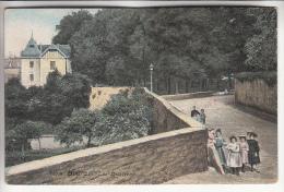 BOURG 01 - Les Bastions - CPA Colorisée - Ain - Unclassified