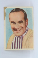 Old Trading Card/ Chromo Topic/ Theme Cinema/ Movie - Actor: Al Jolson - Chocolate