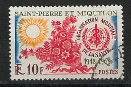 SPM ST PIERRE ET MIQUELON   379   TB - St.Pierre Et Miquelon