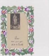 Image Pieuse- CANIVET- Holy Card - Celluloid    N.D. De Lorette - Devotion Images