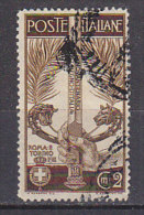 PGL CA208 - ITALIA REGNO SASSONE N°92 - 1900-44 Victor Emmanuel III