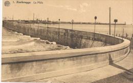 Zeebrugge  3  Le Mole - Zeebrugge