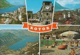 Kotor Views  Sent To Sweden  # 03967 - Montenegro