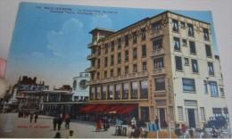 110B.CPA 59 – MALO : Le Grand Hôtel Du Casino  – écrite - Malo Les Bains