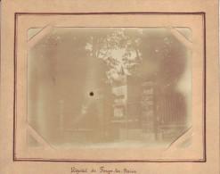Forges Les Bains - Hôpital - Photo Albuminée - Photos