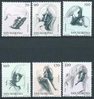 1977 SAN MARINO VIRTU MNH ** - ED - Nuovi