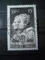 FRANCE N°845 Oblitéré - Frankreich
