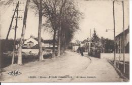 IS-sur-TILLE (Cote-d�Or) - Avenue Carnot.