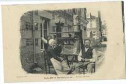 INDUSTRIE GAVRAYENNE  TOILES DE CRIN - Frankreich