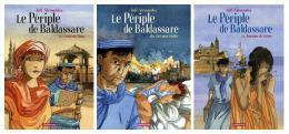 Le Périple De Baldassare T1 à T3 - Joël Alessandra - Books, Magazines, Comics
