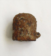 Bouchon de protection de fus�e percutante anglaise n�106... (obus)  WW1 1914 - 1918