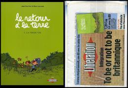 Le Retour à La Terre T1 (souple, Collector Libération) - Manu Larcenet - Livres, BD, Revues