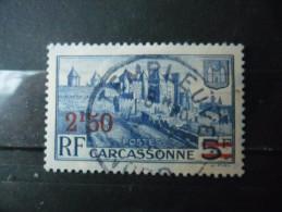 FRANCE N°490 Cachet Templeuve - 1921-1960: Moderne